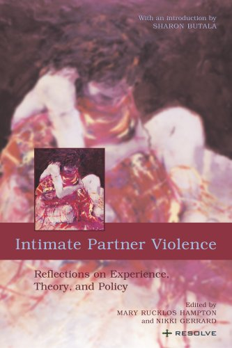 9781896951904: Intimate Partner Violence: Reflections on Experience Theory and Policy (Hurting and Healing)