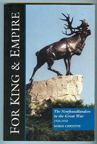 9781896979236: The Newfoundlanders in the Great War: The Western Front, 1916-1918: A Social History and Battlefield Tour