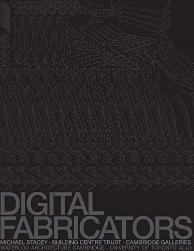 9781897001035: Digital Fabricators