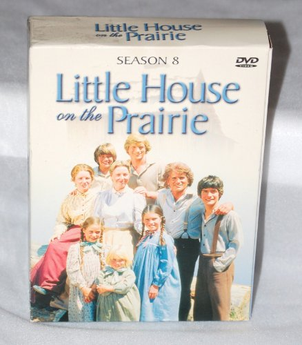 9781897006139: Little House on Prairie: Season 8 [Reino Unido] [DVD]