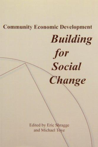 9781897009079: Community Economic Development: Building for Social Change