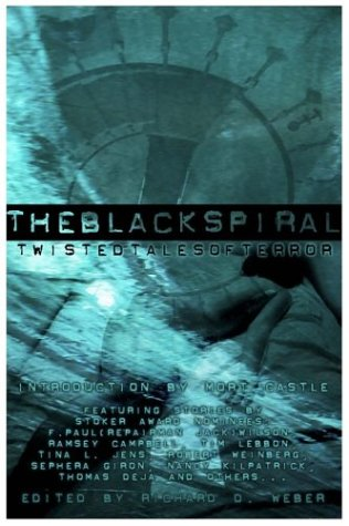 9781897013229: The Black Spiral: Twisted Tales of Terror