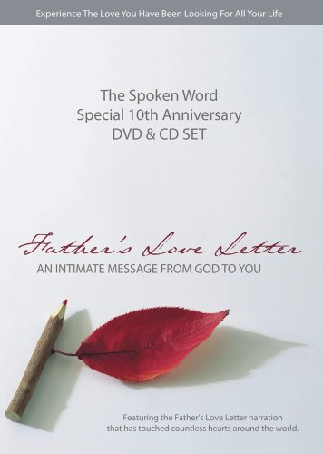 9781897020760: Father's Love Letter - Special Edition - DVD and CD