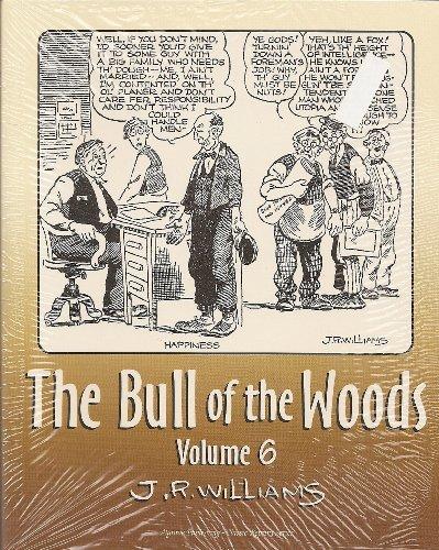 9781897030288: The Bull of the Woods Volume 6 (6)