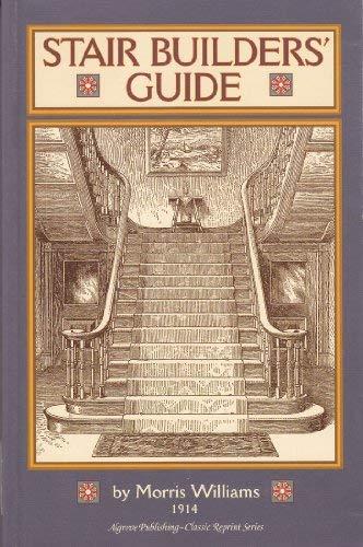 9781897030479: Stair Builders Guide