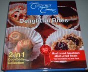 Company's Coming Delightful Bites (2-in-1 Cookbook Collection) (9781897069462) by Jean Pare