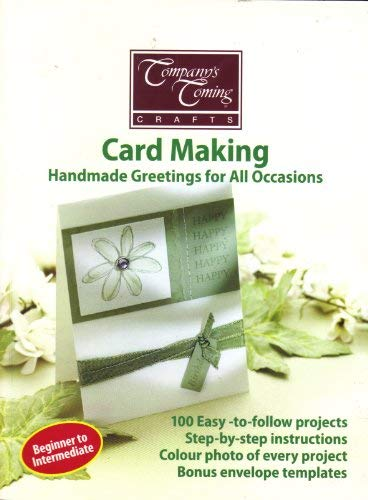 9781897069769: Card Making Handmade Greetings for All Occasions