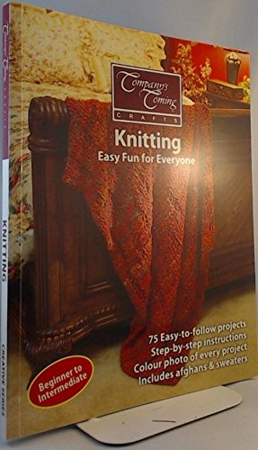 Knitting: Easy Fun for Everyone --2008 publication.: Jean Par??