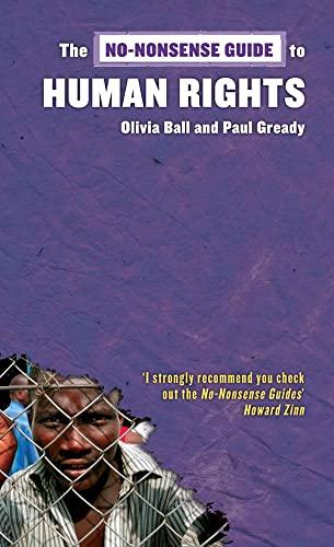 No-nonsense Guide to Human Rights: Ball, Olivia