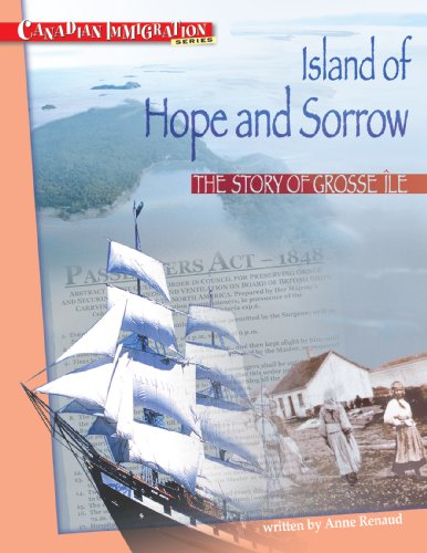 9781897073544: Island of Hope and Sorrow: The Story of Grosse Ile (Canadian Immigration)