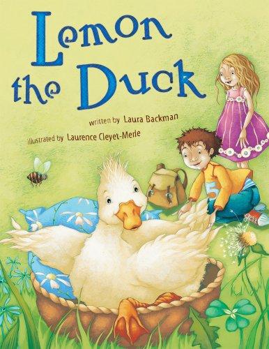 9781897073742: Lemon the Duck