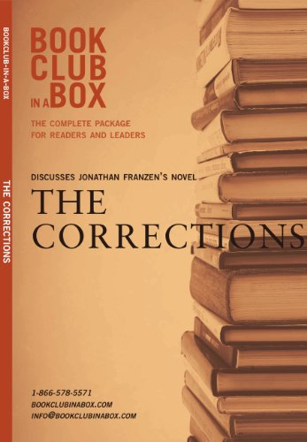 9781897082102: The Corrections by Jonathan Franzen (Bookclub in a Box Discussion Guide)