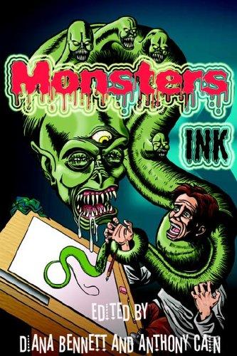 9781897084076: Monster's Ink