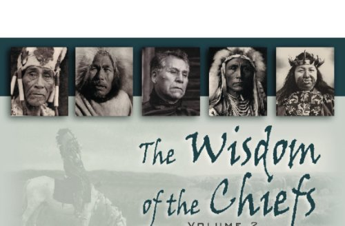 9781897091012: Wisdom of the Chiefs: The Wisdom and Words of 52 Native American Chiefs with Scriptural Devotions