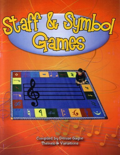 9781897099117: Staff and Symbol Games