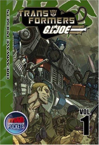 Transformers/G.I. Joe: 1: Rieber, John Ney