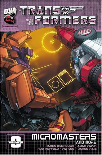 9781897105108: Transformers Generation One: Micromasters and More