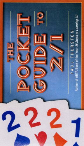 9781897106006: The Pocket Guide to 2/1