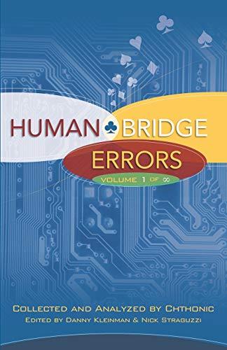 Human Bridge Errors: Volume 1 of Infinity: Chthonic