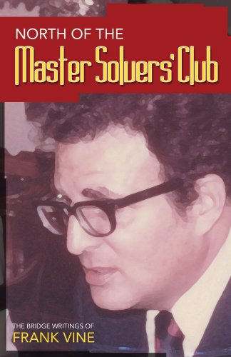 9781897106402: North of the Master Solvers' Club