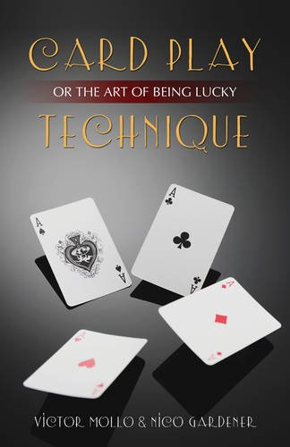 9781897106976: Card Play Technique or the Art of Being Lucky