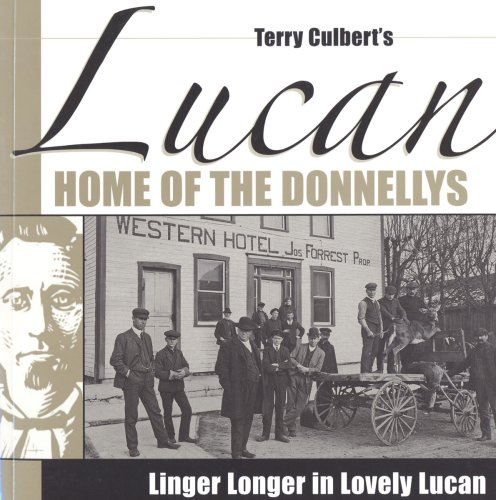 Lucan Home of the Donnellys: Terry Culbert