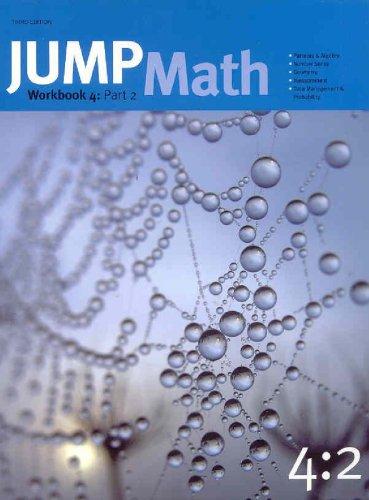 9781897120439: JUMP Math: Workbook 4, Part 2