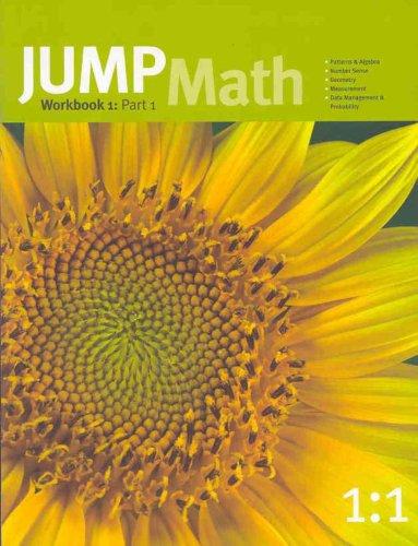9781897120514: JUMP Math: Workbook 1, Part 1