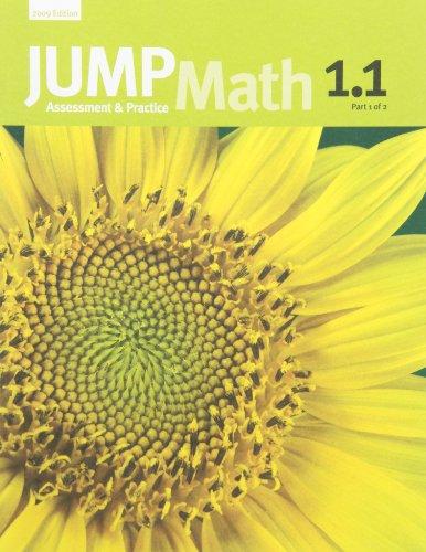 9781897120620: Jump Math 1.1