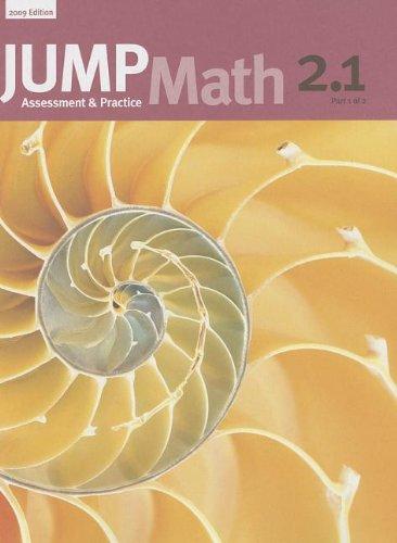 9781897120651: Jump Math 2.1