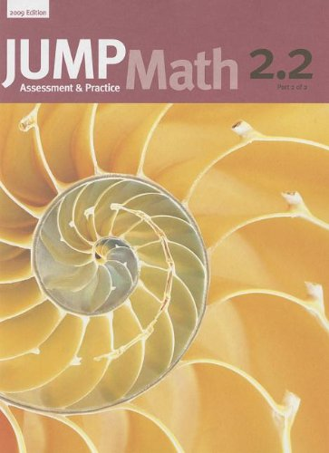 9781897120668: Jump Math 2.2: Book 2, Part 2 of 2