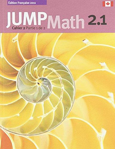 9781897120903: Jump Math Cahier 2.1