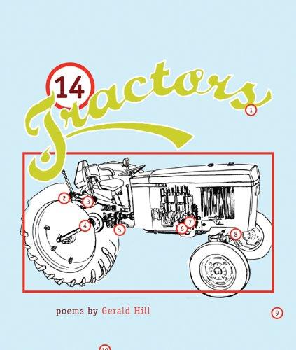 14 Tractors (Man from Saskatchewan): Gerald Hill