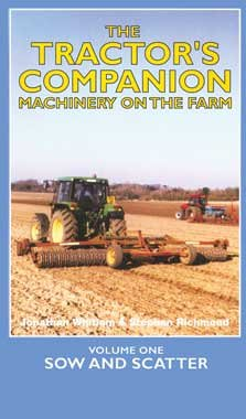 9781897127063: The Tractors Companion Machinery on the Farm Volume 1 - Sow & Scatter