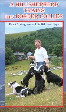 9781897127384: A Hillshepherd Trains His Border Collies