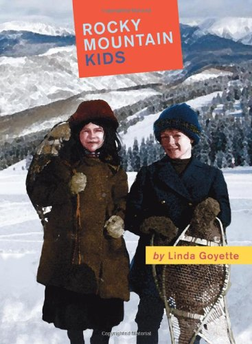 9781897142325: Rocky Mountain Kids (Courageous Kids)
