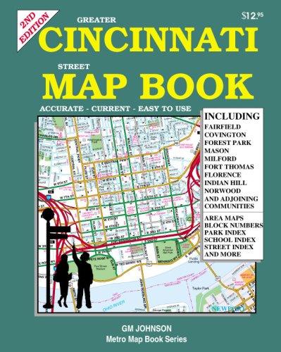 9781897152393: Greater Cincinnati, Ohio Map Book