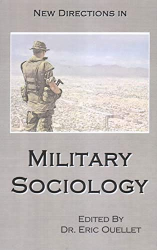 9781897160039: New Directions in Military Sociology