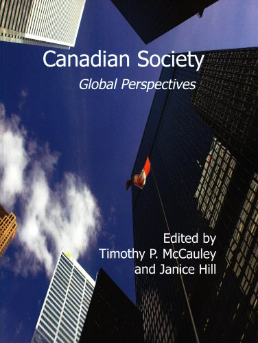 9781897160305: Canadian Society: Global Perspectives