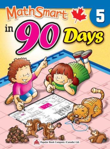 MathSmart in 90 Days: Mathematics Supplementary Workbook: n/a
