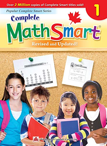 9781897164112: Complete MathSmart: Mathematics Supplementary Workbook