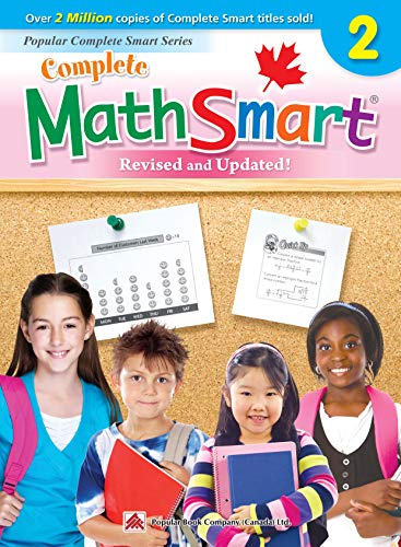 9781897164129: Complete MathSmart: Mathematics Supplementary Workbook