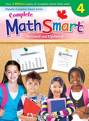 9781897164143: Complete MathSmart: Mathematics Supplementary Workbook