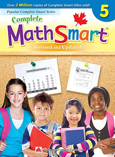 9781897164150: Complete MathSmart: Mathematics Supplementary Workbook