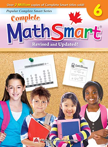 9781897164167: Complete MathSmart: Mathematics Supplementary Workbook