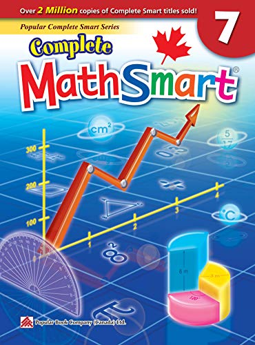 9781897164211: Complete MathSmart: Mathematics Supplementary Workbook
