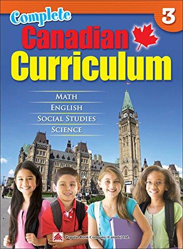 9781897164310: Complete Canadian Curriculum: Grade 3