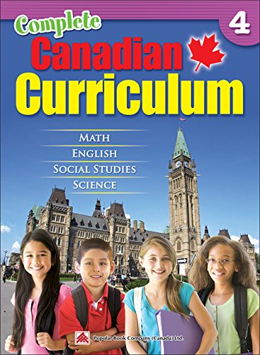 Complete Canadian Curriculum: Grade 4: Popular Book Company (Canada) Limited