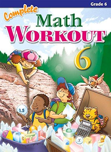 9781897164488: Complete Math Workout Vol 6 (v. 6)