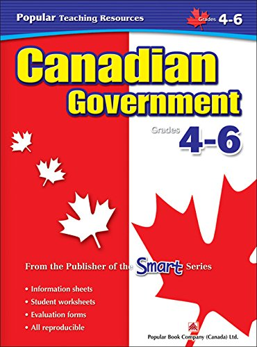 Canadian Government: Grade 4-6 (Popular Teaching Resources)